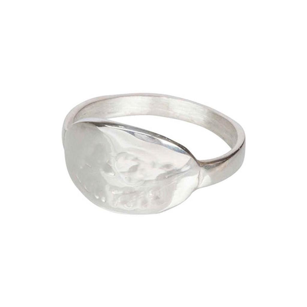 Custom Oval Ring order