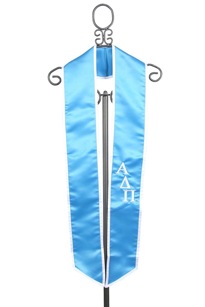 Alpha Delta Pi  Graduation Stole