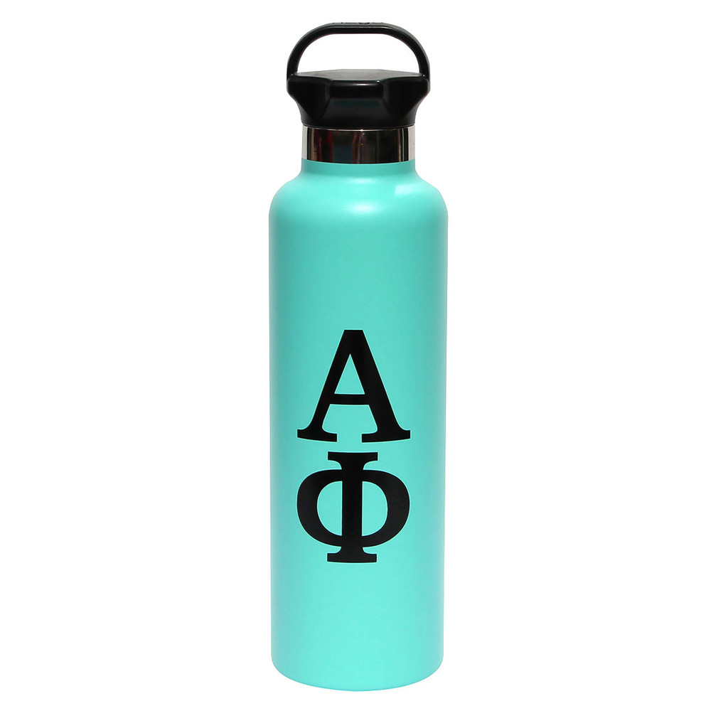 Alpha Phi Water Bottle 25oz