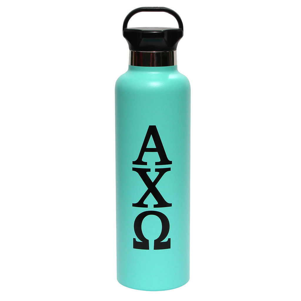 Alpha Chi Omega Water Bottle 25oz