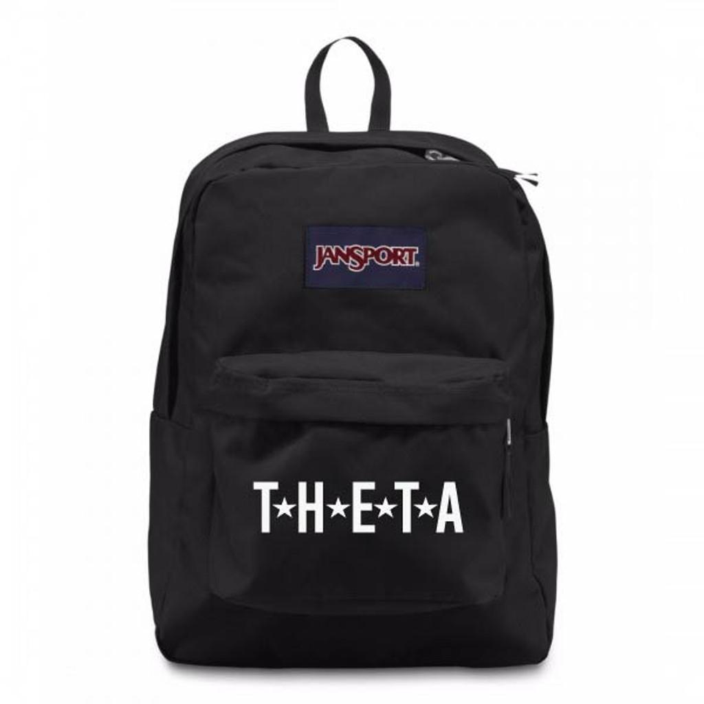 Custom backpack Theta Arizaon