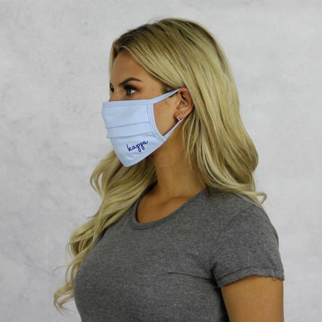 Kappa Kappa Gamma Face Mask