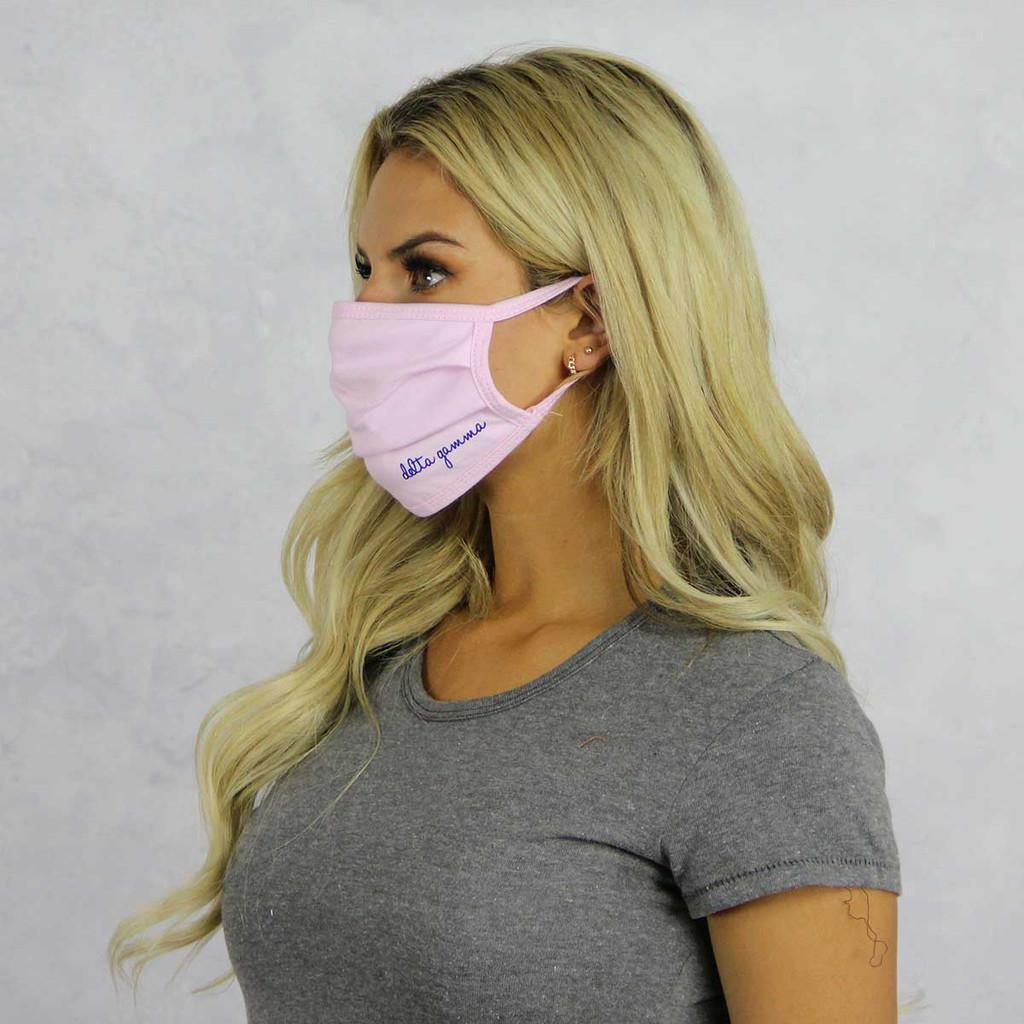 Delta Gamma Face Mask