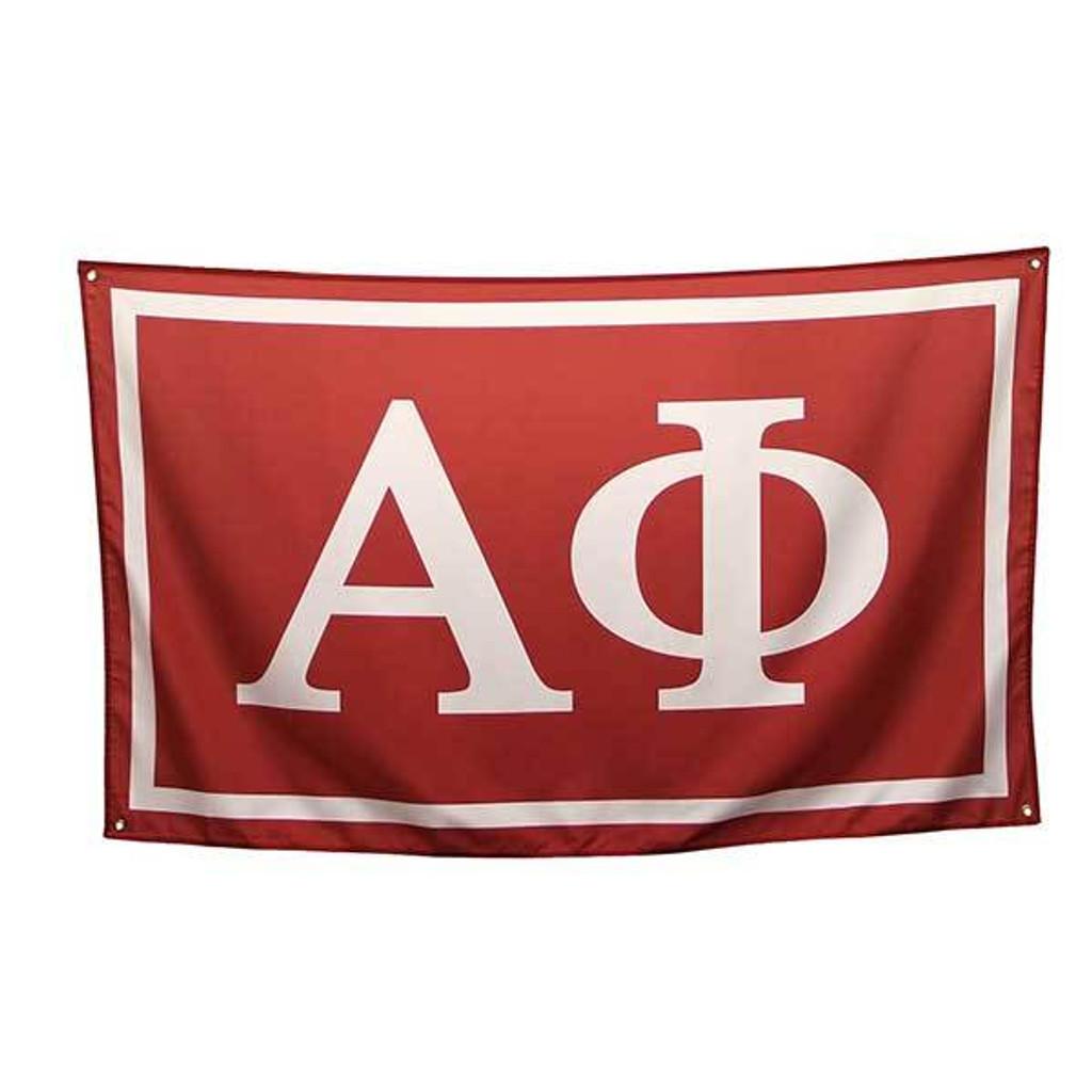 Alpha Phi Flag