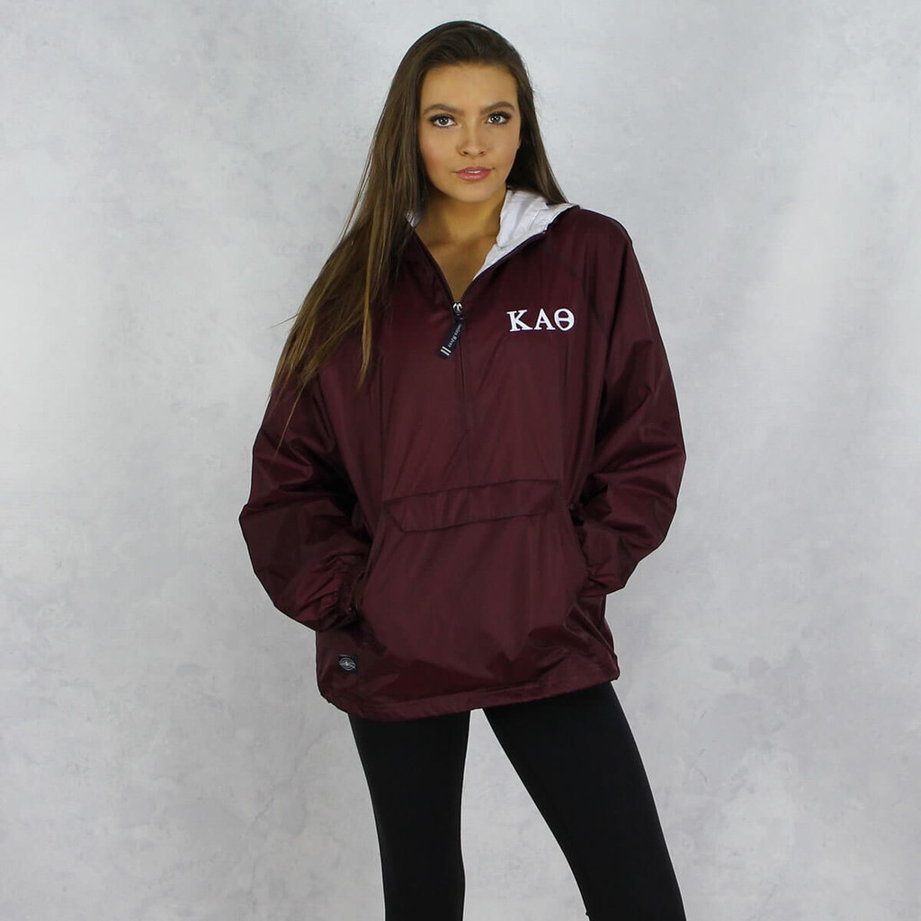 Kappa Alpha Theta Jacket by Charles River