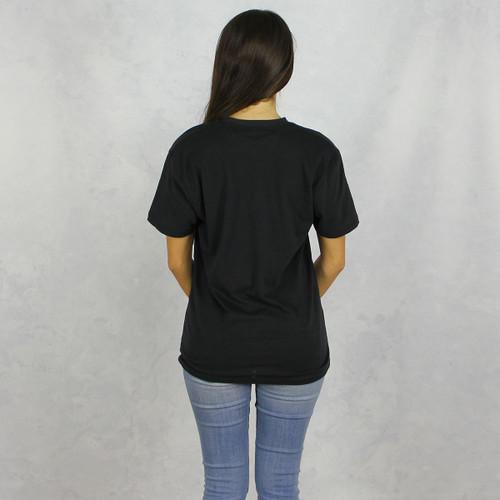 Kappa Kappa Gamma Short Sleeve T-Shirt in Black Back