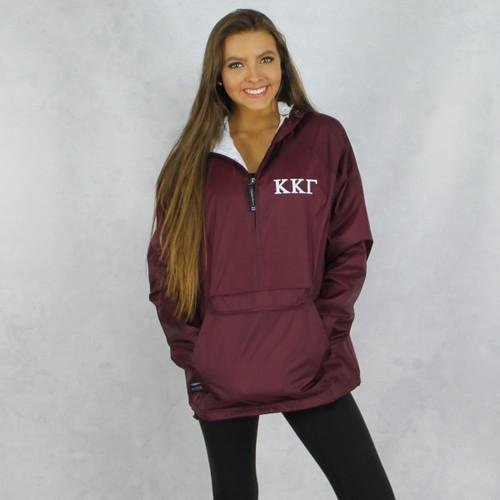 Kappa Kappa Gamma Jacket by Charles River