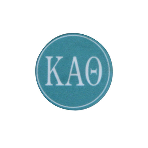 Kappa Alpha Theta Phone Grip in Teal Top