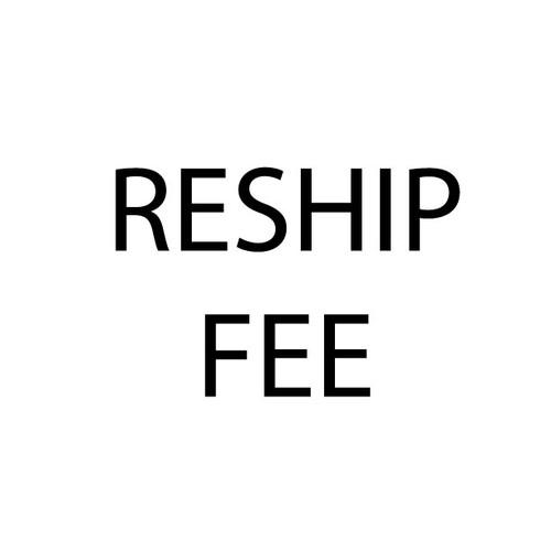 reship fee