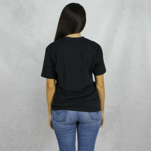 Gamma Phi Beta Short Sleeve T-Shirt in Black Back