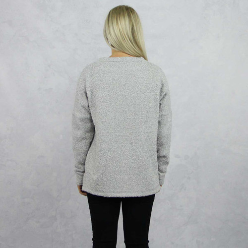 Alpha Phi Fleece Sweatshirt by Sorority Specialties | Alpha Phi Store, Back