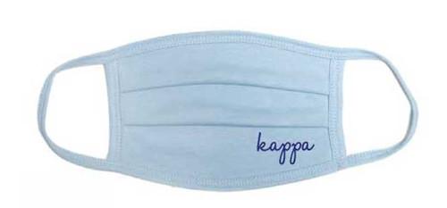 Kappa Kappa Gamma Custom Face Mask