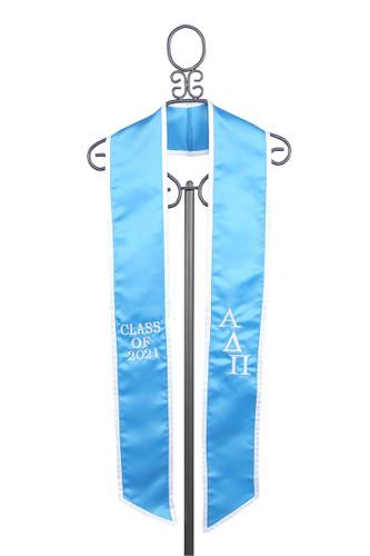 Alpha Delta Pi  Graduation Stole - Class of 2021