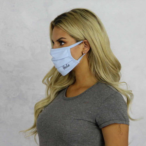 Kappa Alpha Theta Face Mask