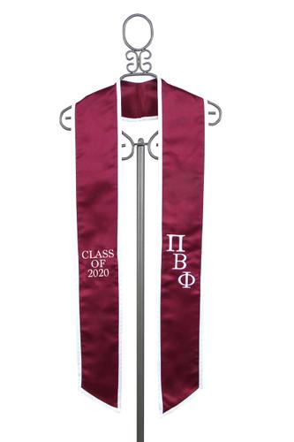 Pi Beta Phi Graduation Stole - Class of 2022