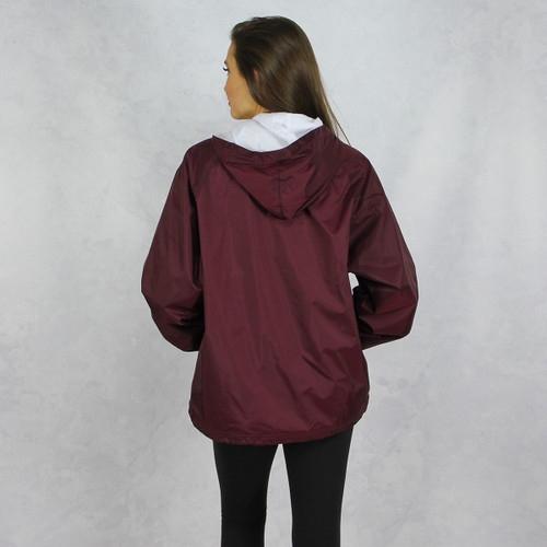 Kappa Alpha Theta Jacket by Charles River  Back