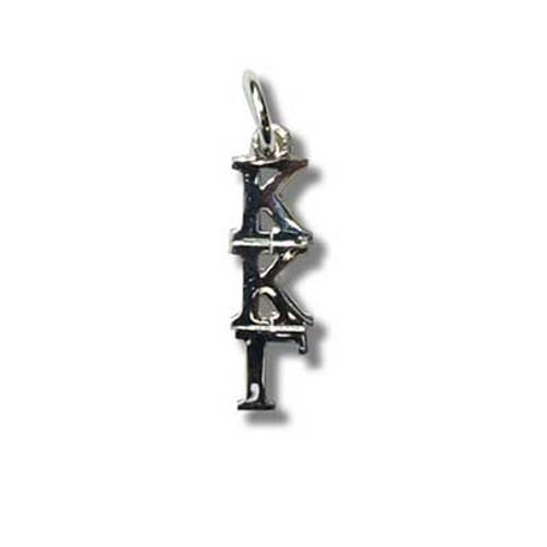 Kappa Kappa Gamma Silver Lavalier