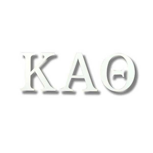 Kappa Alpha Theta Sticker Large