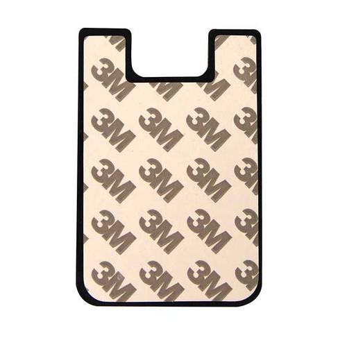 Alpha Chi Omega Wallet for Cell Phones Back