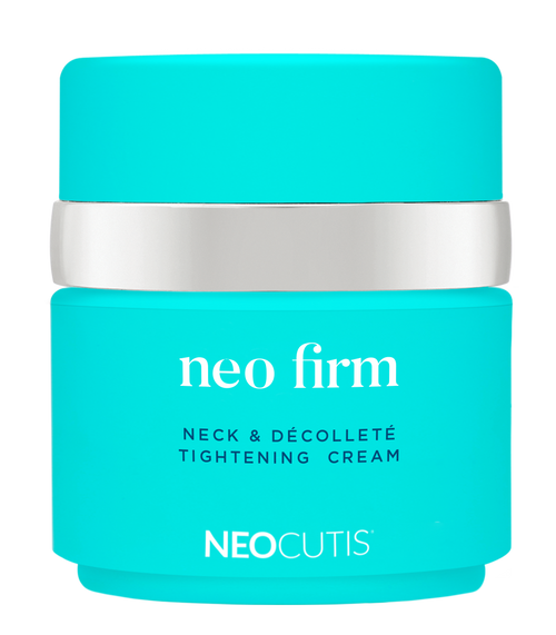 Decollete and Neck Firming Skin Care