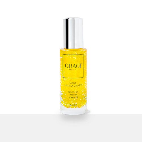 "Daily Hydro-Drops facial serum is an innovative hydrator that provides instant efficacy for a ""pick-me-up"" from a dull, lackluster complexion."