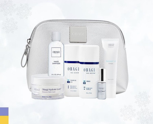 7 Piece Obagi Refine and Revive Skincare Kit