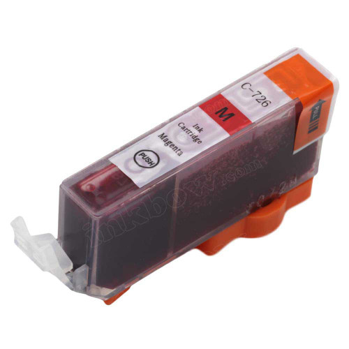 Compatible CLI-726m Magenta Ink Cartridge For Canon Printers