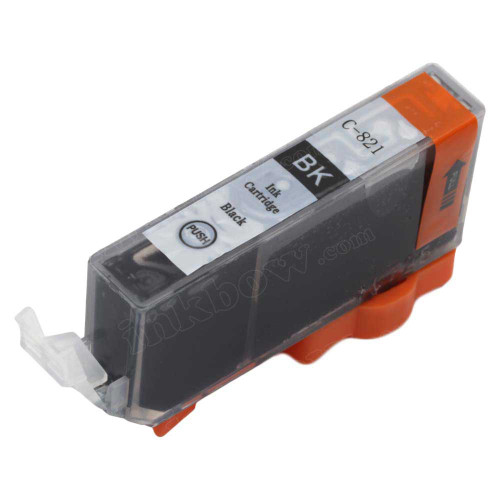 Compatible CLI-821BK Ink Cartridge for Canon Printers