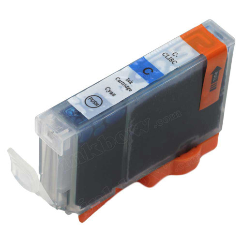 Compatible CLI-8C Cyan Ink Cartridge For Canon Printers