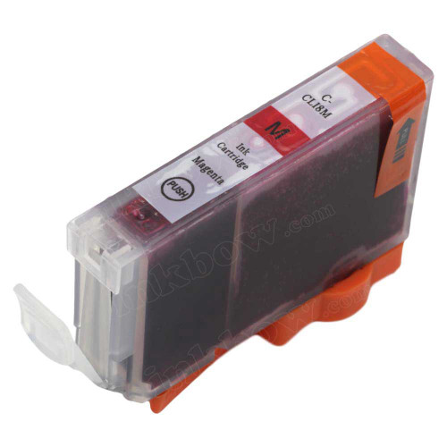 Compatible CLI-8M Magenta Ink Cartridge For Canon Printers