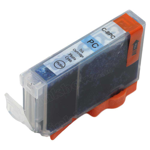 Compatible CLI-8PC Photo Cyan Ink Cartridge For Canon Printers