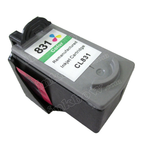Remanufactured Ink Cartridge for Canon CL-831