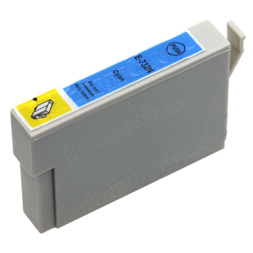 Compatible 73N Cyan Ink Cartridge For Epson Printers