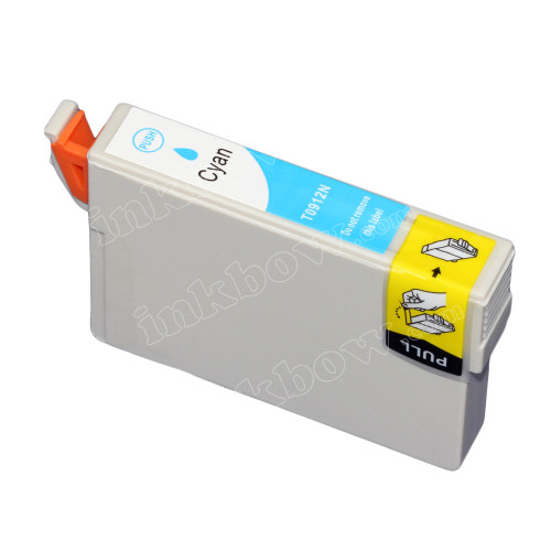 Compatible Ink Cartridge for Epson 91N Cyan ink cartridge