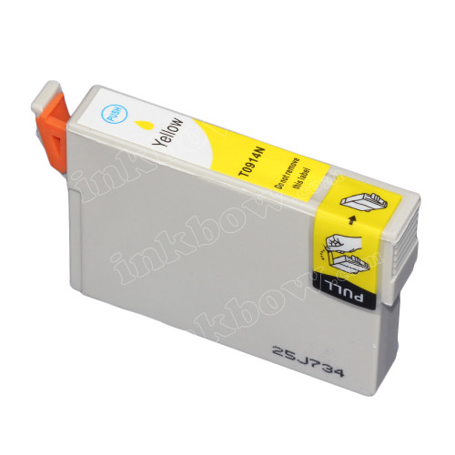 Compatible Ink Cartridge for Epson 91N yellow ink cartridge