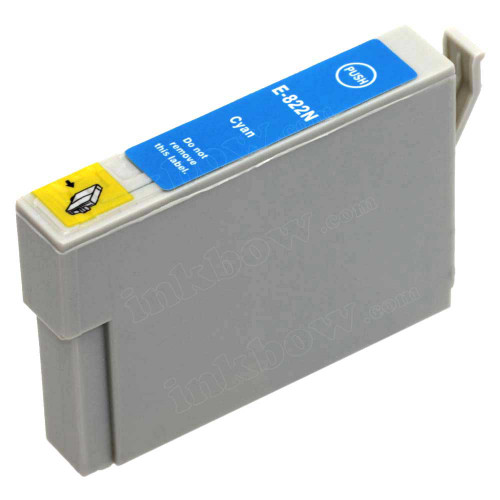 Compatible 82N Cyan Ink Cartridge For Epson Printers