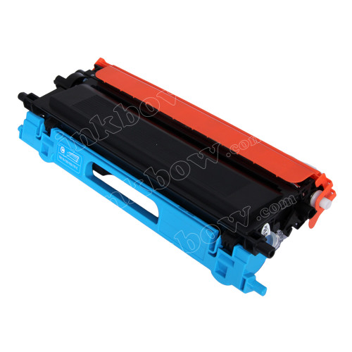 Compatible Brother TN-155C Cyan Toner Cartridge (High yield)