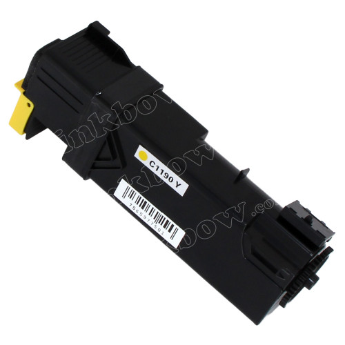 Compatible Fuji Xerox CT201263 Yellow Laser Toner Cartridge