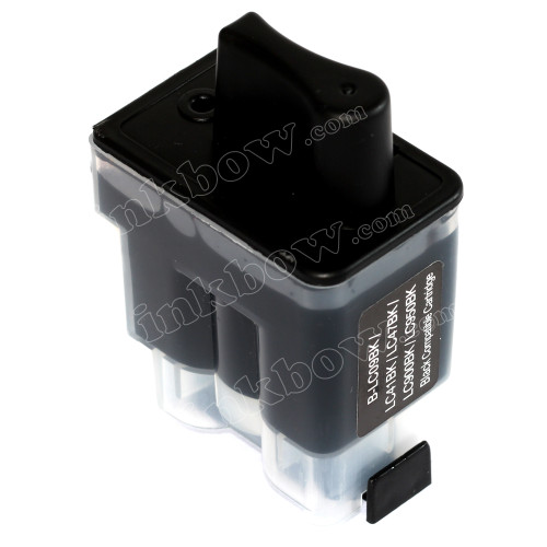 Brother LC47BK Black Compatible Ink Cartridge