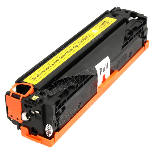 Compatible Canon 331 Yellow Toner Cartridge