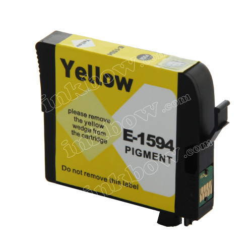 Compatible Epson 159 Yellow Ink Cartridge (C13T159490)