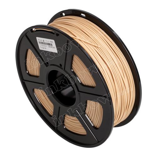 1.75mm 1kg Wood PLA Filament for 3D Printers