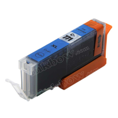 Compatible CLI-771C-XL Cyan Ink Cartridge for Canon Printers (High Yield)