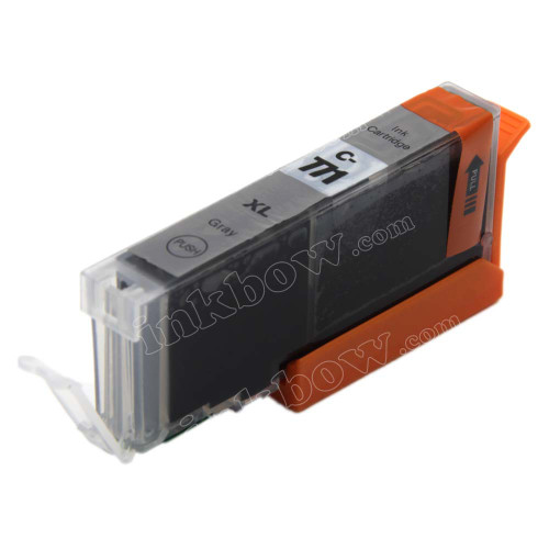 Compatible CLI-771GY-XL Grey Ink Cartridge for Canon Printers (High Yield)