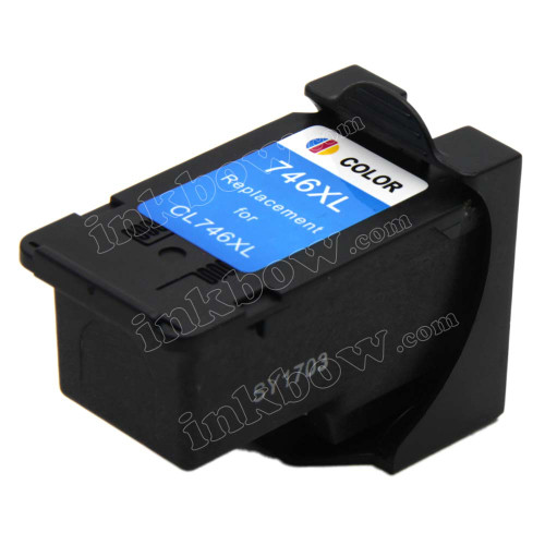 Remanufactured CL-746XL Color Ink Cartridge for Canon Printers (High Yield)