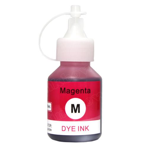 Compatible BT5000M Magenta Ink Bottle for Brother Printer