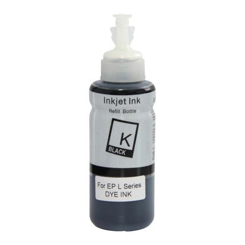 Compatible T6731 Black Ink Bottle for Epson Printer