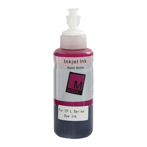 Compatible T6733 Magenta Ink Bottle for Epson Printer