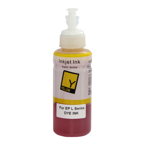 Compatible T6734 Yellow Ink Bottle for Epson Printer