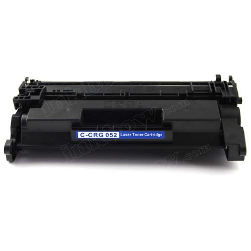 Compatible Cartridge 052 Black Toner Cartridge for Canon Printer